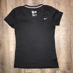 Nike Women's V-Neck Performance Shirt